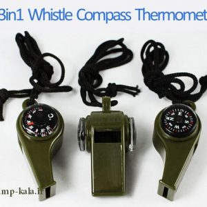۱PC-New-black-Whistle-Compass-3-in1-Survival-Camping-The_008