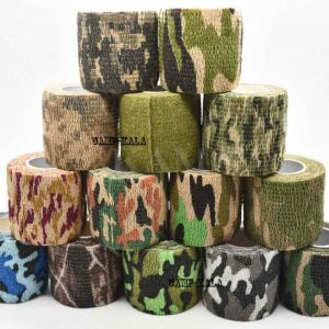 ۱-Roll-U-Pick-4-5M-5CM-Waterproof-Outdoor-Camo-Hiking-Camping-Hunting-Camouflage-Stealth-Tape
