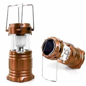 چراغ فانوس خورشیدی GL-6LED