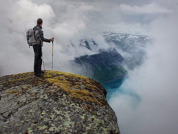 فواید کوهنوردی