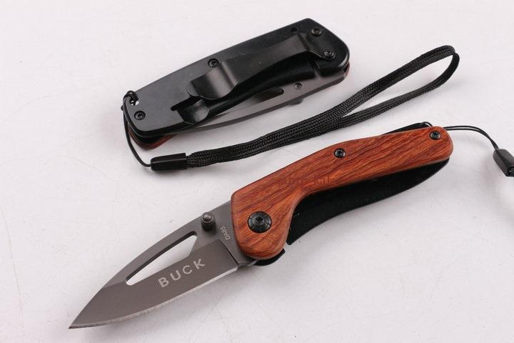 چاقو باک da85