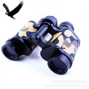 دوربین شکاری ۸*۳۰ روسی فلزی استتاری