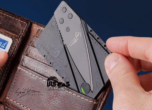 چاقو کارتی دوتایی micro knife