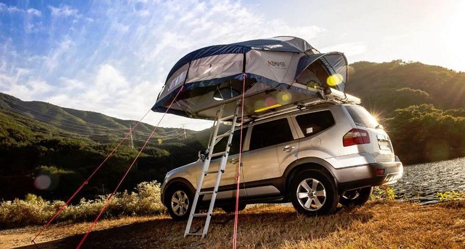 چادر کوهنوردی سقفی Skycamp