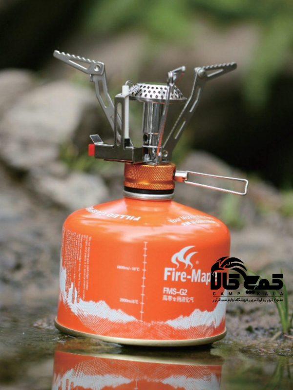 سرشعله مسافرتی fms-102