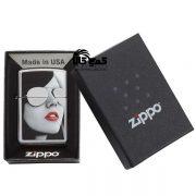فندک بنزینی zippo